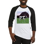 Cow Country Baseball Jersey