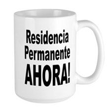 Permanent Residence Now Mug