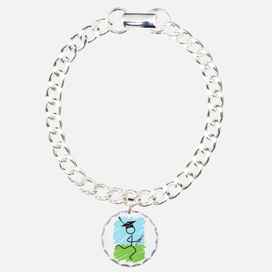 Graduate Runner Grass Bracelet