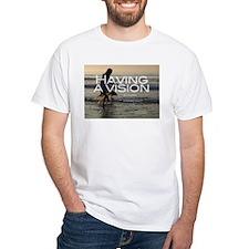 "White ""Vision"" T-Shirt"