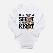Buy Me A Shot Long Sleeve Infant Bodysuit