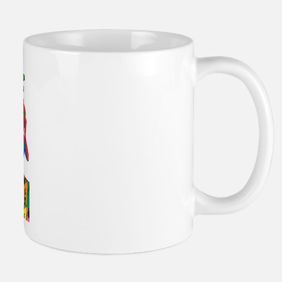 $14.99 Mod Love Comic Mug