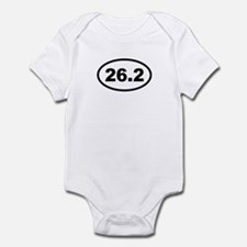 26.2 Miles - Marathon Infant Bodysuit
