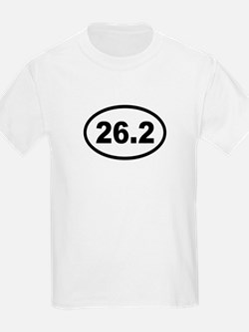 26.2 Miles - Marathon T-Shirt