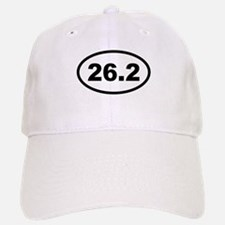26.2 Miles - Marathon Baseball Baseball Cap