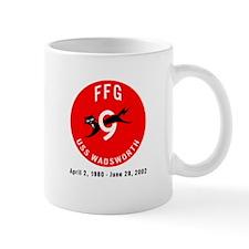 USS Wadsworth FFG-9 Standard Mug