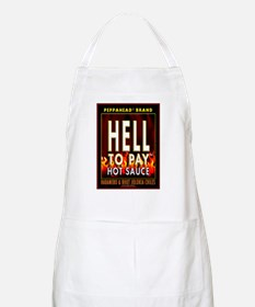 HELL TO PAY Apron