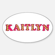 Kaitlyn Decal