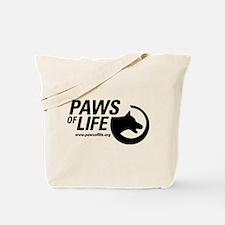 Unique Dog is my copilot Tote Bag