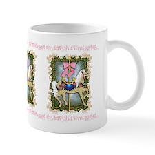 Flower Carousel Mug