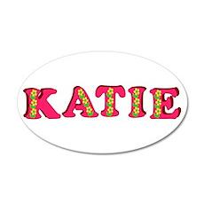 Katie 22x14 Oval Wall Peel