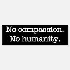 Compassion/Humanity Bumper