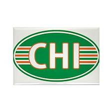 CHI Irish Chicago Rectangle Magnet (100 pack)