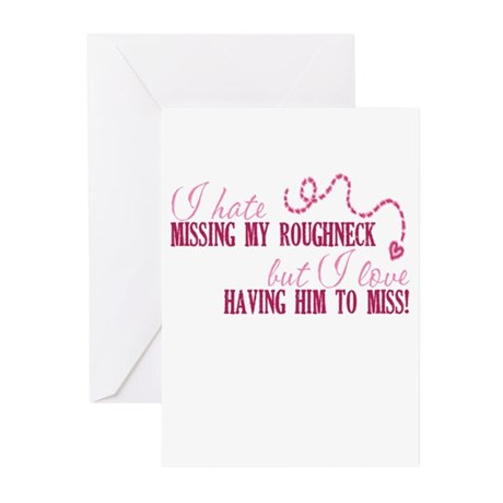 Love Hate Greeting Cards (Pk of 10)