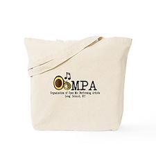 OOMPA w/ venues Tote Bag