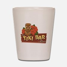 Tiki Bar is Open II - Shot Glass