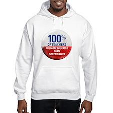 Wisconsin Solidarity Buttons Hoodie
