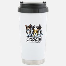 Corgi Fan Travel Mug