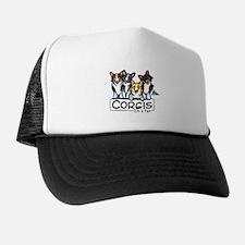 Corgi Fan Trucker Hat