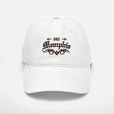 Memphis 901 Baseball Baseball Cap