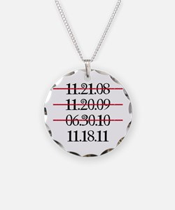 Release Date Necklace