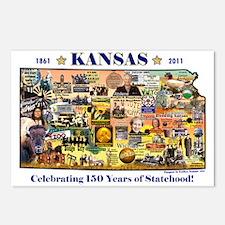 Unique Celebrating Postcards (Package of 8)