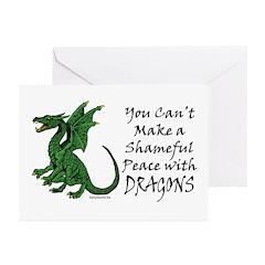 Dragonslayer Greeting Cards (Pk of 10)