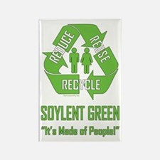 Soylent Green Rectangle Magnet (10 pack)