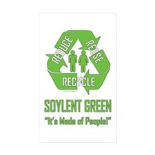 Soylent Green Decal
