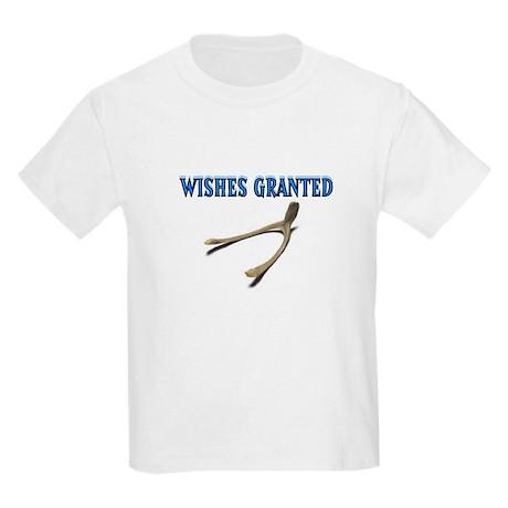 MAKE A WISH Kids Light T-Shirt