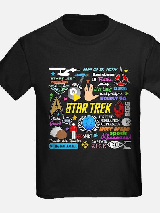 Star Trek Memories T