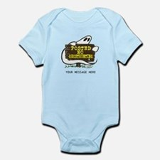 Customizable No Ghost Hunting Infant Bodysuit