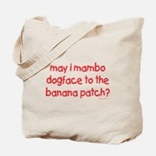 Mambo? Tote Bag