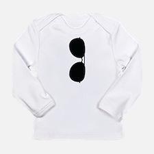 Sunglasses Long Sleeve Infant T-Shirt