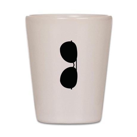 Sunglasses Shot Glass