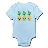 Cute pineapple Bodysuits