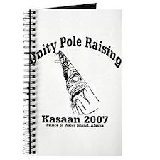 Kasaan Unity Pole Journal