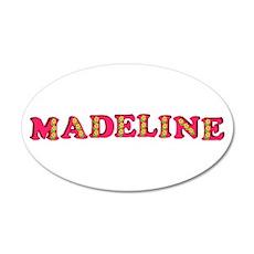 Madeline 22x14 Oval Wall Peel