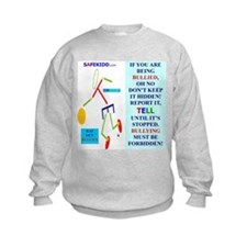 Bullying Forbidden/TELLY- Sweatshirt