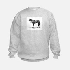 """Thoroughbred """"Ruffian"""" Sweatshirt"""