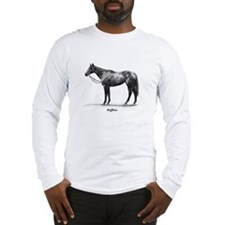 "Thoroughbred ""Ruffian"" Long Sleeve T-Shirt"