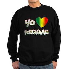 "Yo ""Love"" Reggae Jumper Sweater"