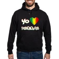 """Yo """"Love"""" Reggae Hoody"""