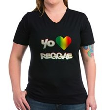 """Yo """"Love"""" Reggae Shirt"""
