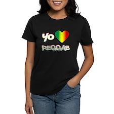 """Yo """"Love"""" Reggae Tee"""