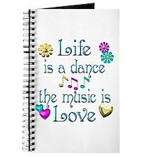 Live Dance Love Journal