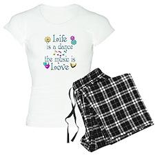 Live Dance Love Pajamas