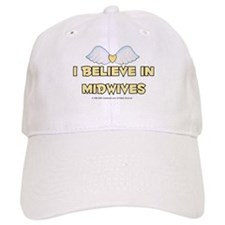I believe in Midwives Baseball Cap