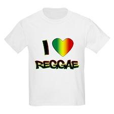 """I """"Love"""" Reggae T-Shirt"""
