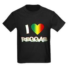 """I """"Love"""" Reggae T"""